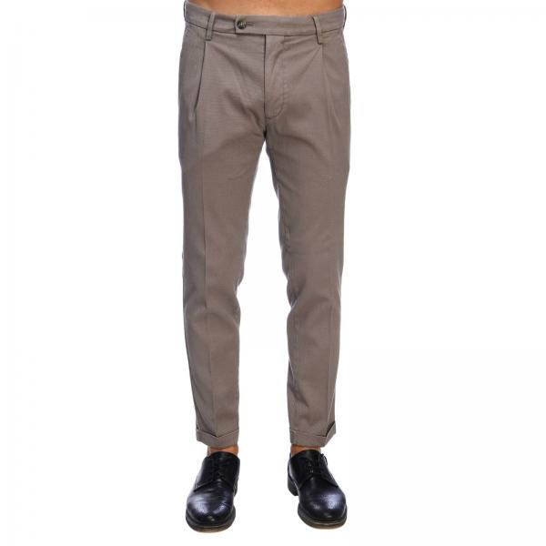 Trousers Michael Coal FREDERICK 2599