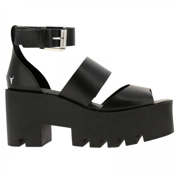 Heeled sandals Windsorsmith PUFFY