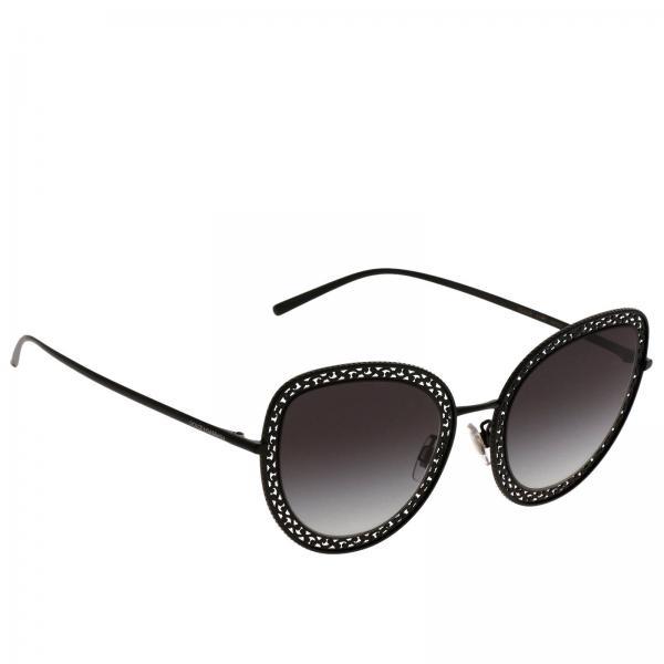 Dolce & Gabbana: Occhiali da sole DG 2226 Dolce & Gabbana in metallo