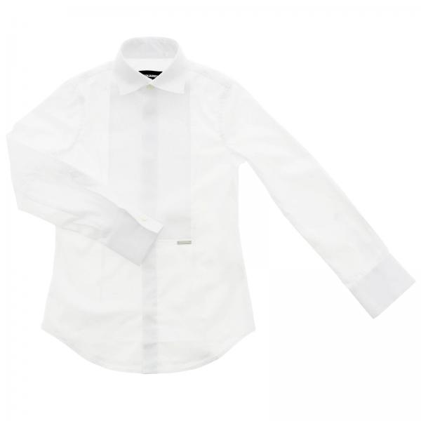 Camisa Dsquared2 Junior DQ03AY DOOED