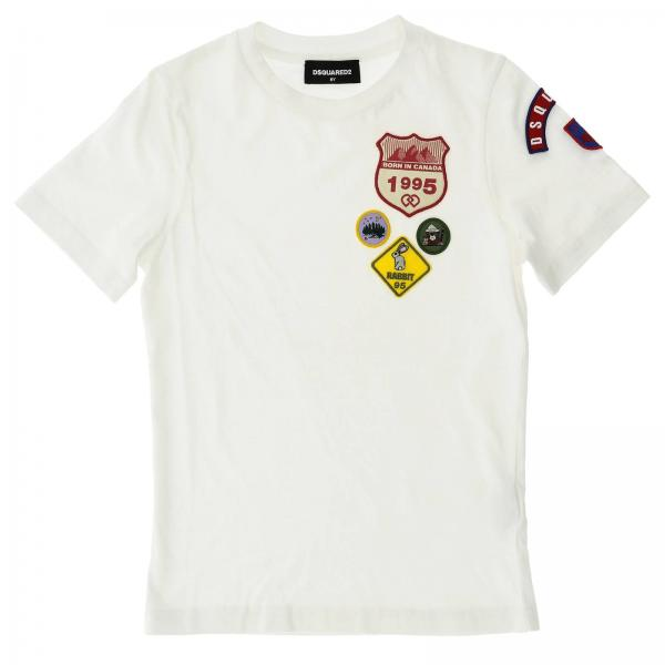 Camiseta Dsquared2 Junior DQ03ET D00RI