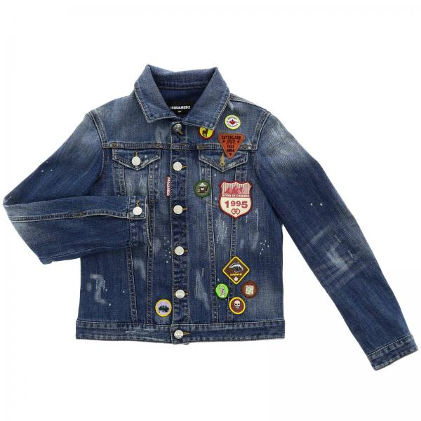 Chaqueta Dsquared2 Junior DQ03G6 D00U2