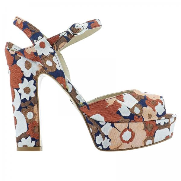 Heeled sandals Strategia PE4607T