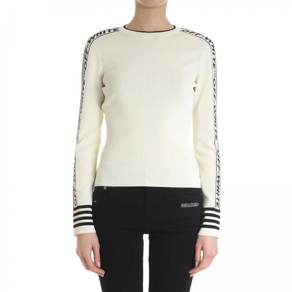 Off White mujer: Jersey mujer Off White