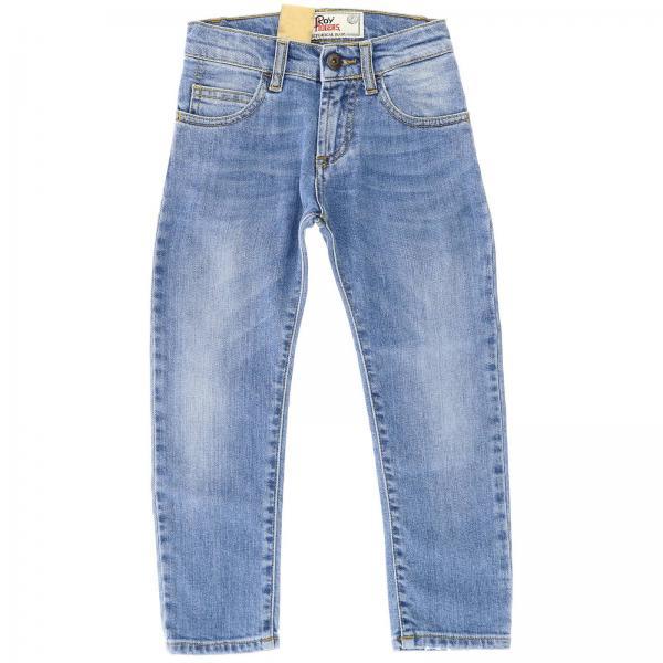 new product b7c40 132d0 Little Boy's Jeans Roy Rogers