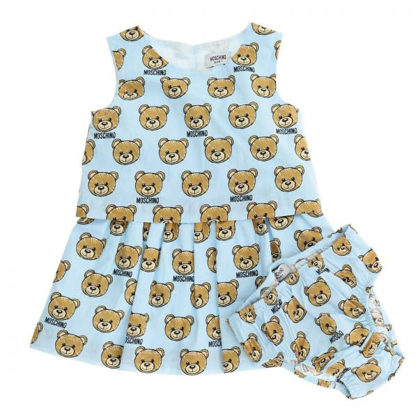Dress Moschino Baby MDV06V LMB00
