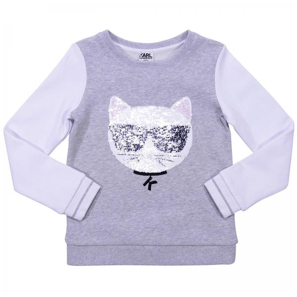 Sweater Karl Lagerfeld Kids Z15192