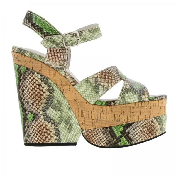 new product f68fe 3e9ea scarpe con zeppa donna jeffrey campbell