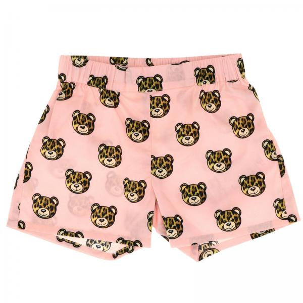 Pantalons courts Moschino Baby MBP023 LLB04