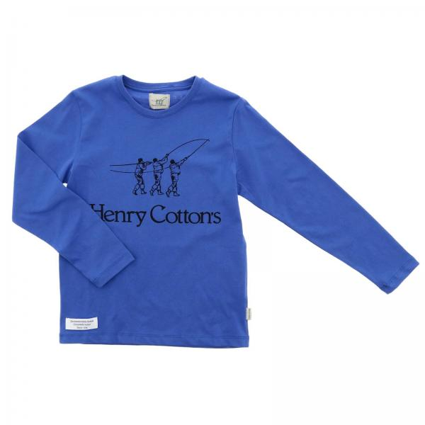 T-shirt Henry Cotton's 1331M0165T