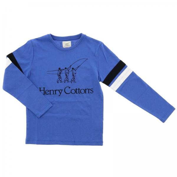 T-shirt Henry Cotton's 1331M0162T