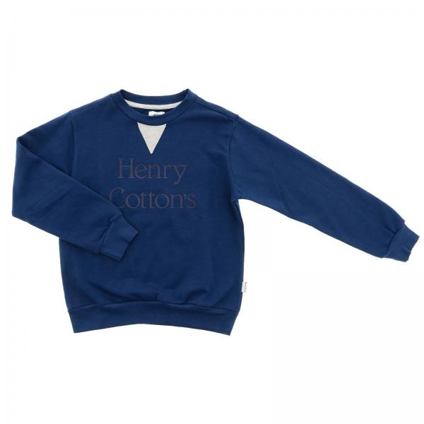 Jumper Henry Cotton's 1331F0119T