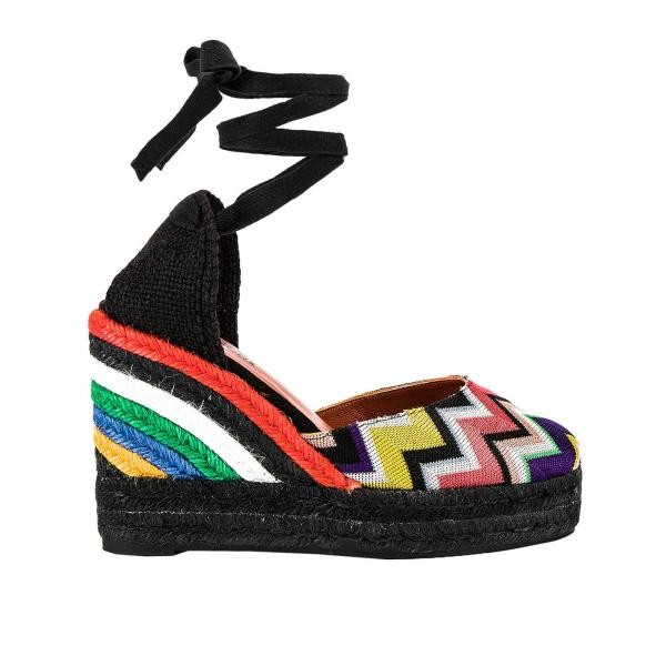Wedge shoes Castaner CARINA 8ED SS19062