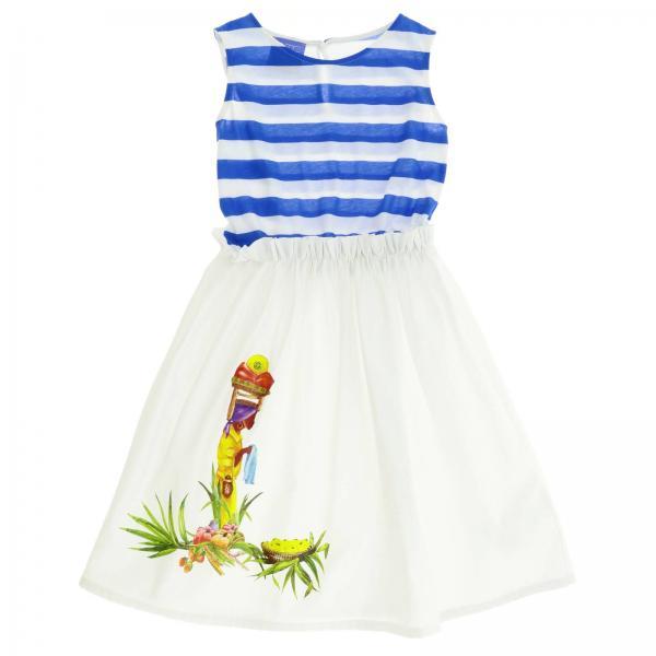 67c1c572f6fc Vestido Niña Stella Jean Rebajas   Giglio.com: Vestido Stella Jean ...