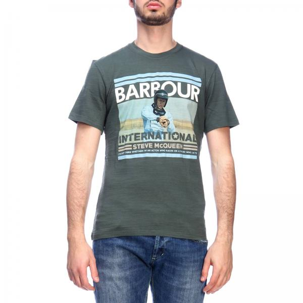 T-shirt Barbour BATEE0364