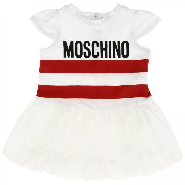 Dress Moschino Baby MDV076 LBA00