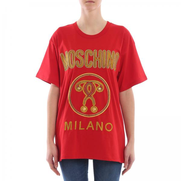 T-Shirt Moschino Couture 0711 540
