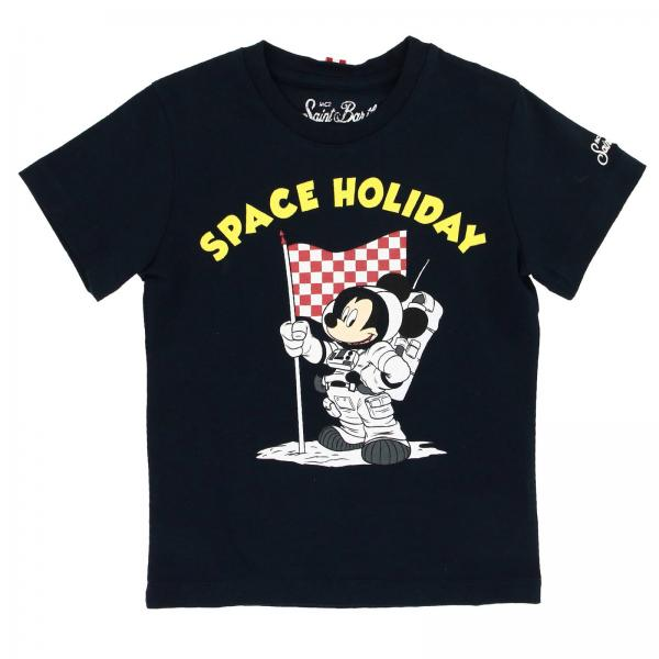Pullover Mc2 Saint Barth TSHIRT BOY MICKEY SPACE HOLIDA
