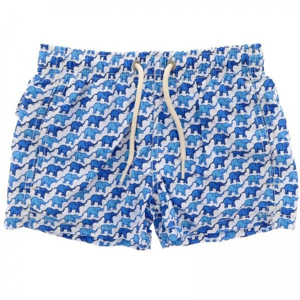 Pantalones cortos niños Mc2 Saint Barth