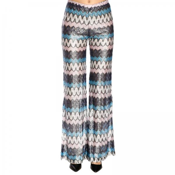 Trousers women Mc2 Saint Barth