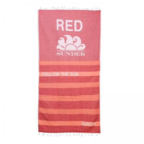 Beach towel Sundek AM401ATC10PC