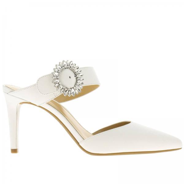 2787ee0e9e High heel shoes Women Michael Michael Kors White | Shoes Women ...