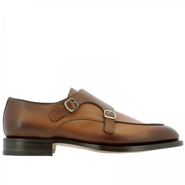 autentica di fabbrica 282d7 efb79 scarpe uomo santoni