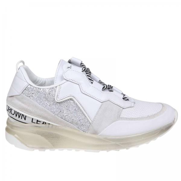 Sneakers Leather Crown WAERO