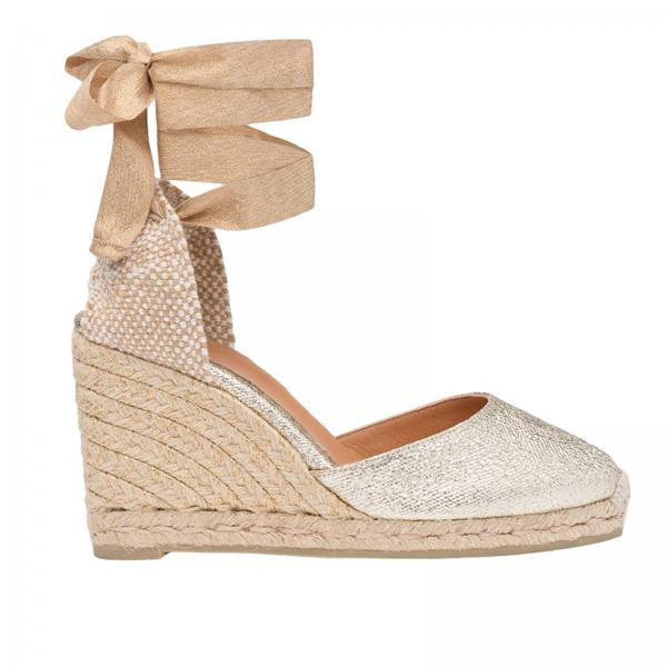 Wedge shoes Castaner CARINA 8 SS19011