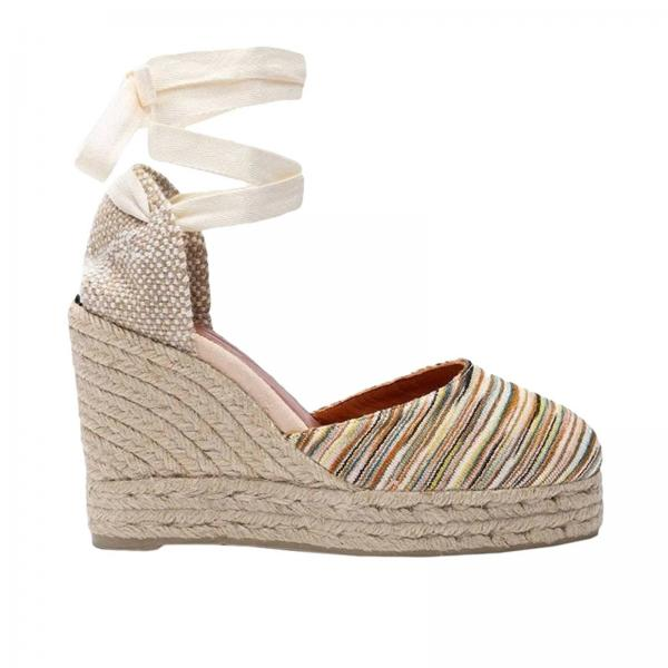 Wedge shoes Castaner CARINA 8ED SS19060