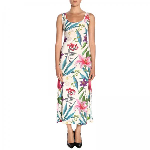 Dress Mc2 Saint Barth MYLA TROPICAL VIBES 01