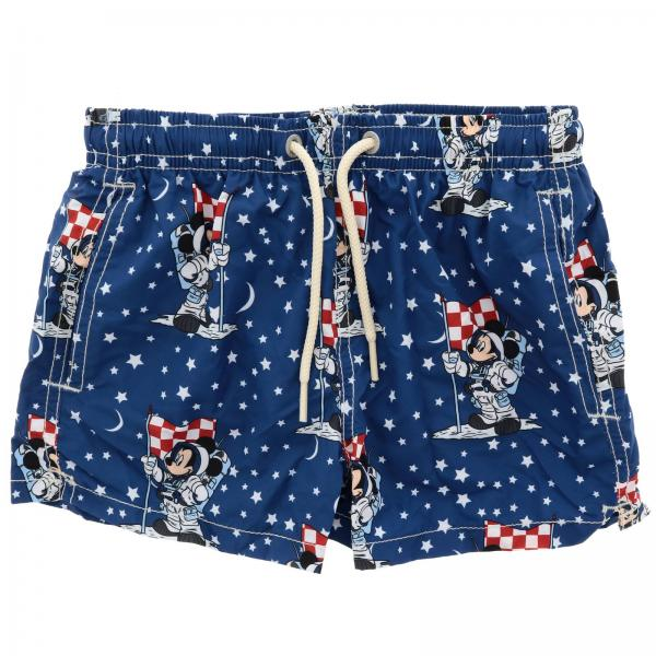 Short Mc2 Saint Barth JEAN LIGHTING MICKEY SPACE JOU
