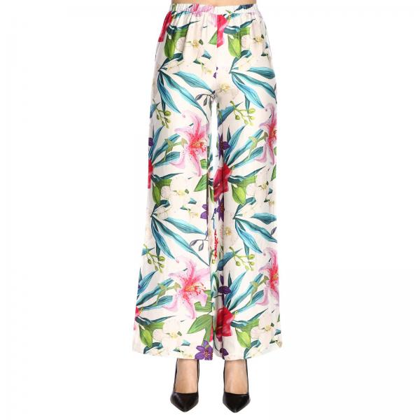 Trousers Mc2 Saint Barth PARIS TROPICAL VIBES 01