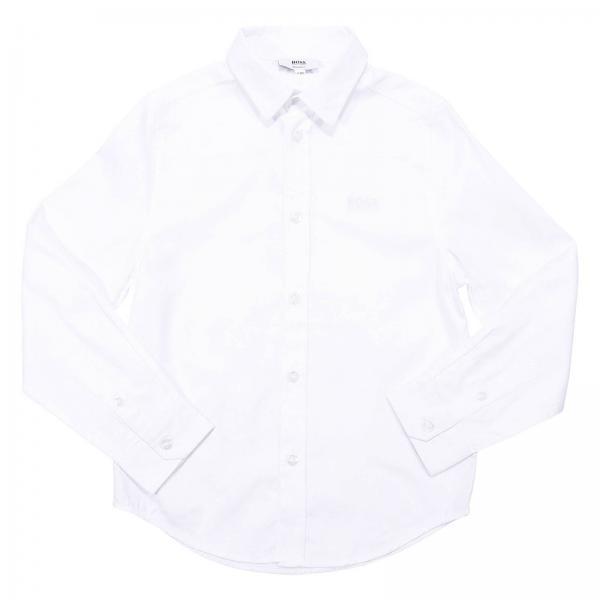 7ad4cbfce Hugo Boss boys' Shirt   Shop Hugo Boss Shirt for little boys ...