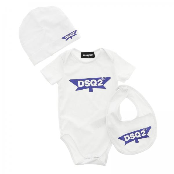 Baby-Overall Dsquared2 Junior DQ03FL D00G1