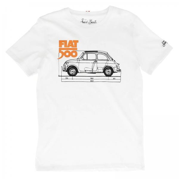 brand new b40ea 860e4 T-shirt Mc2 Saint Barth