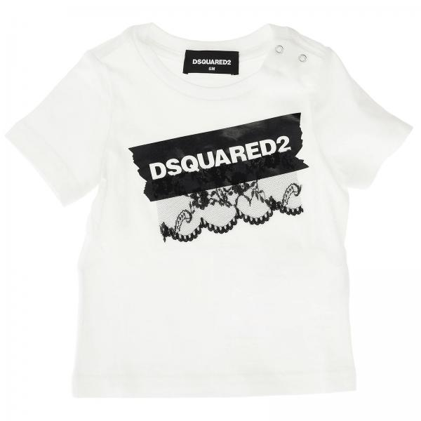 Camisetas Dsquared2 Junior DQ03JE D00A8