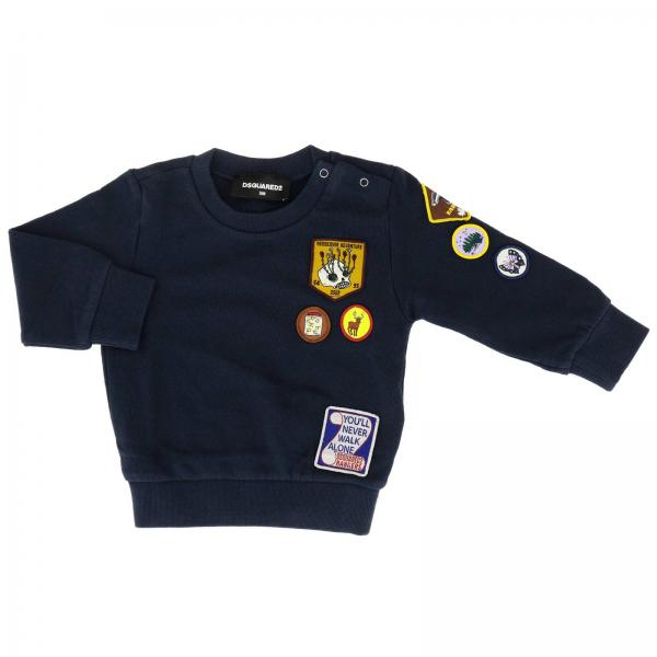 Свитер Dsquared2 Junior DQ03FH D00RH