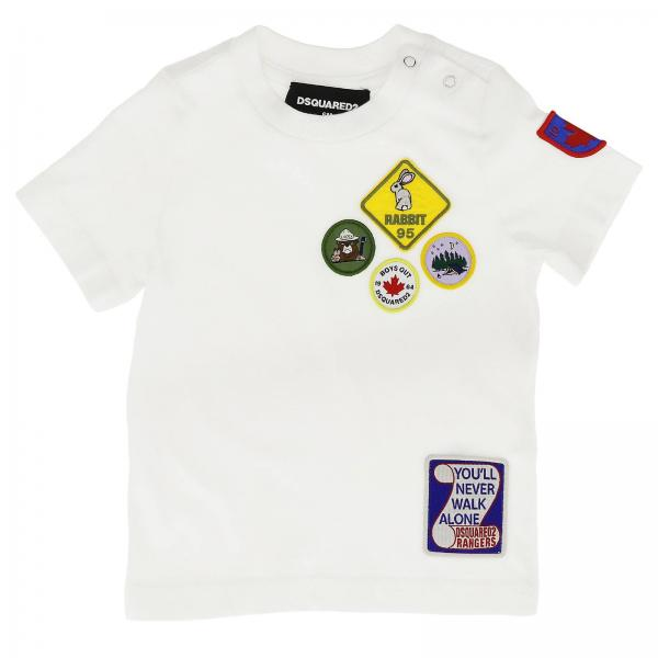 Camiseta Dsquared2 Junior DQ03G2 D00RI