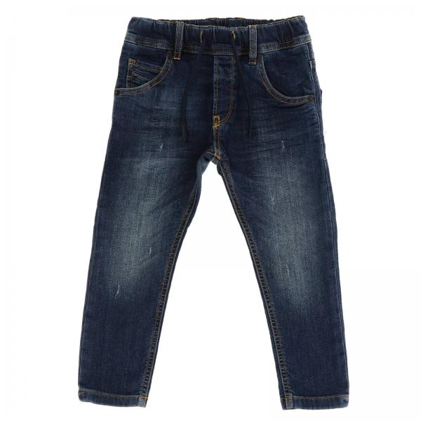 Jeans Diesel in denim stretch used