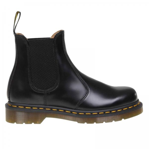 Flat booties women Dr. Martens