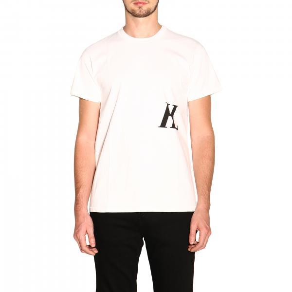 T-shirt men Helmut Lang