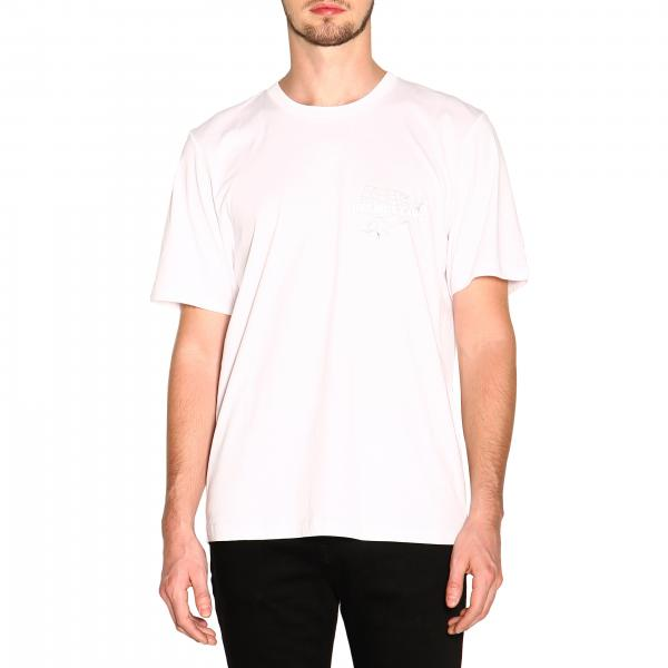 T-shirt men Helmut Lang