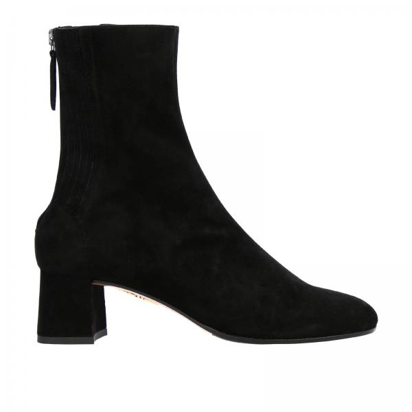 Heeled ankle boots Aquazzura SHOMIDB0SUE