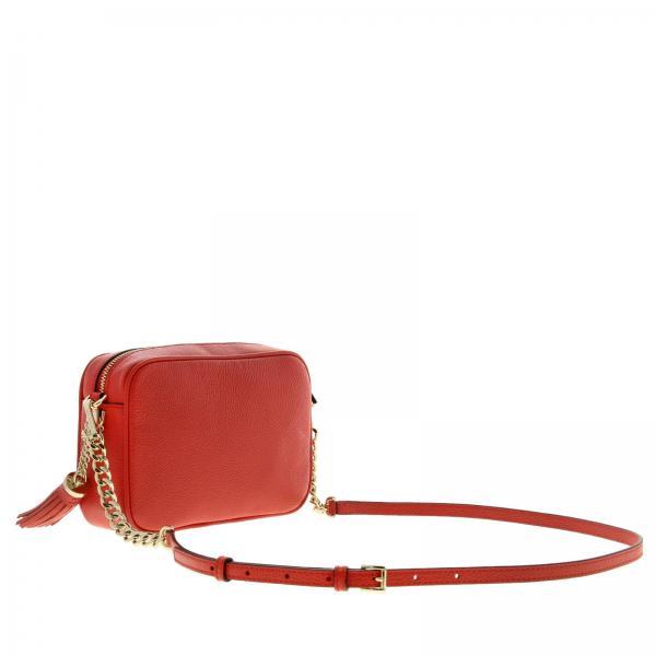 Con ArancioneBorsa Borse Camera A Donna In Bag Pelle Martellata 32t8tf5m2l Tracolla Michael Logo Kors Rj54qL3A