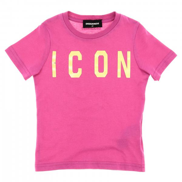 Camiseta Dsquared2 Junior DQ03P2 D00A8