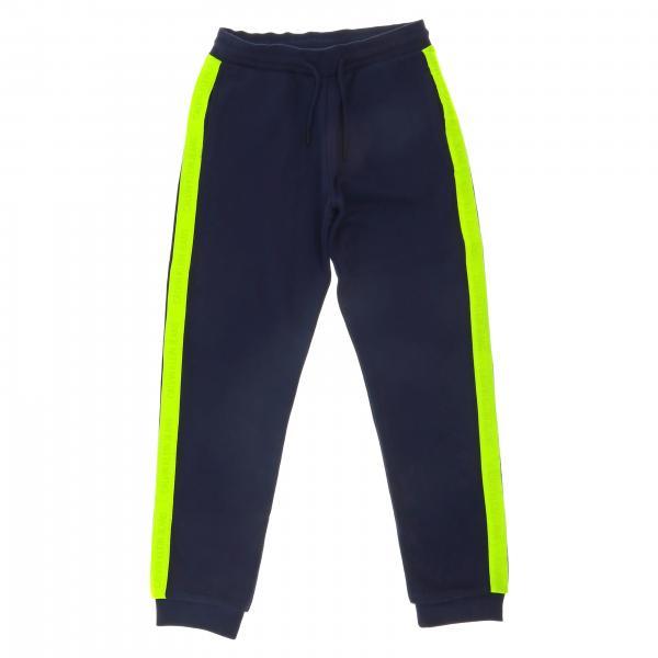 Pantalon jogging Calvin Klein avec bandes colorées