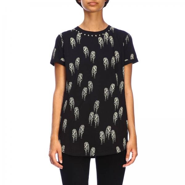 timeless design b72e2 64fb1 t-shirt donna liu jo