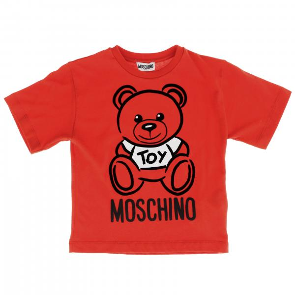 T-shirt Moschino Kid HQM029 LAA10