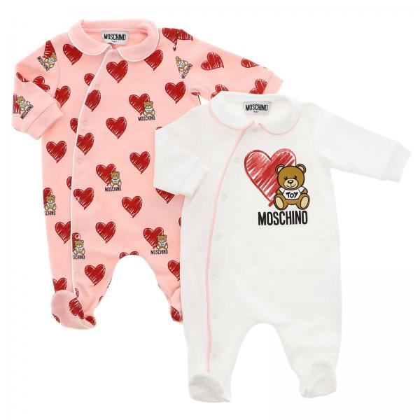 Baby-overall kinder Moschino Baby